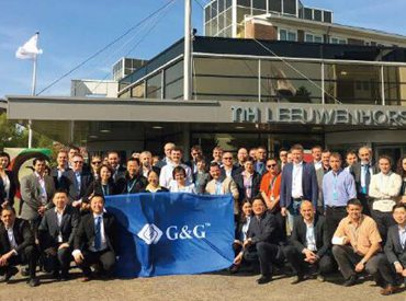 The 2nd G&G European Distributors Conference Was Successfully Held in Holland